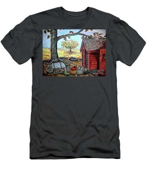 Cornucopia Men's T-Shirt (Athletic Fit)