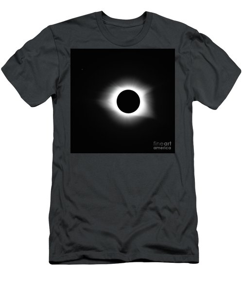 Totality 8-21-2017 Men's T-Shirt (Athletic Fit)