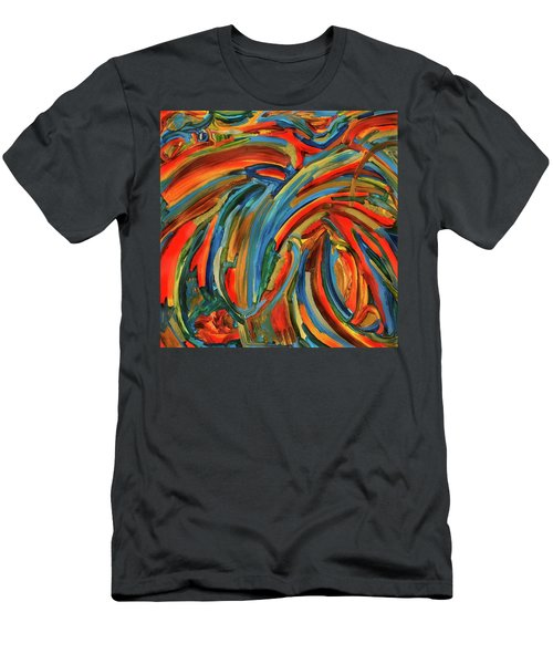 Coronal Mass Ejections #1 Men's T-Shirt (Athletic Fit)