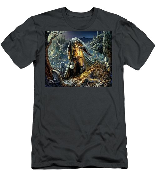 Corpse Taker Men's T-Shirt (Athletic Fit)