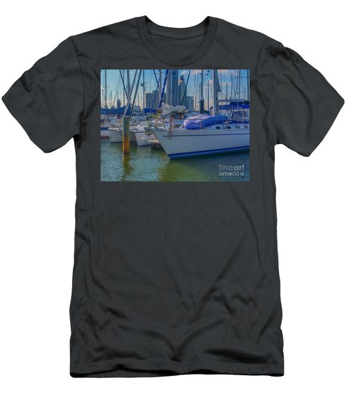 Corpus Christi Marina Men's T-Shirt (Athletic Fit)