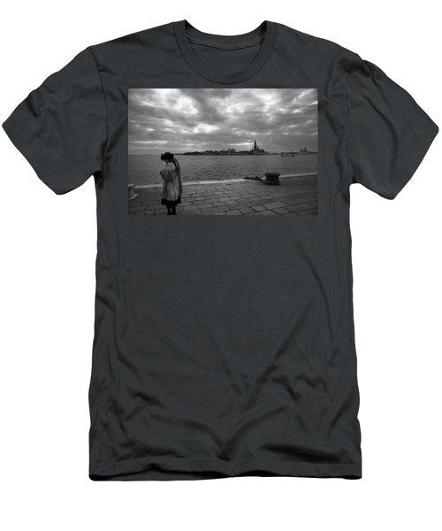 Correspondences Men's T-Shirt (Athletic Fit)