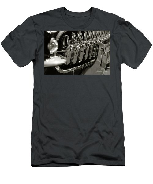 Corvette Grill Men's T-Shirt (Slim Fit) by Dennis Hedberg