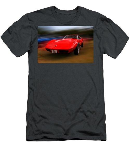 Corvette Stingray Men's T-Shirt (Athletic Fit)