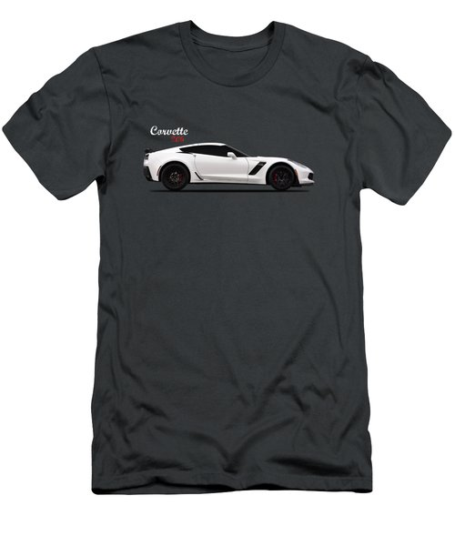 Corvette Z06 Men's T-Shirt (Athletic Fit)
