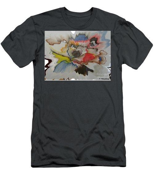 Cosmic Dance Men's T-Shirt (Athletic Fit)