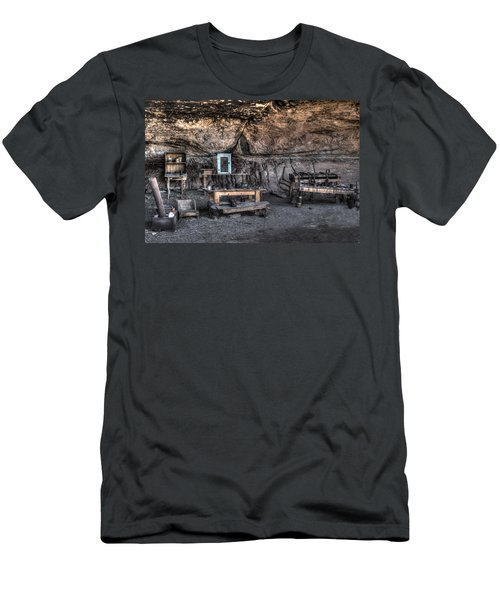 Cowboy Camp 1880s Men's T-Shirt (Athletic Fit)