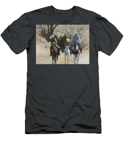 Cowboys Men's T-Shirt (Athletic Fit)