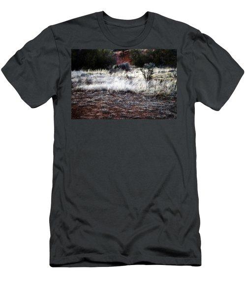 Coyote Men's T-Shirt (Slim Fit) by Joseph Frank Baraba