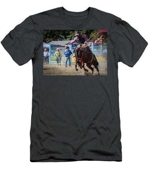 Crazy Horse Men's T-Shirt (Athletic Fit)