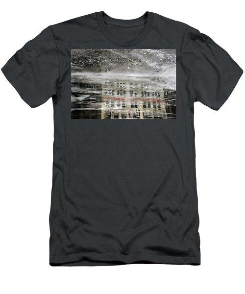 Cream City Cold Men's T-Shirt (Athletic Fit)