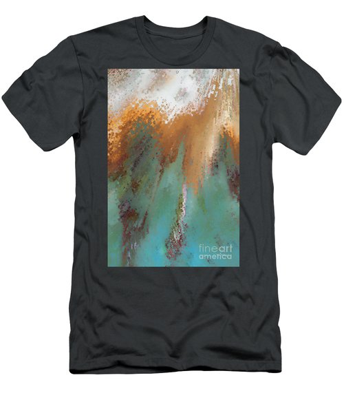 Created According To God. Ephesians 4 24 Men's T-Shirt (Slim Fit) by Mark Lawrence