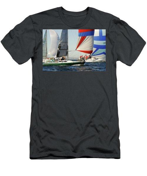 Crew Work Men's T-Shirt (Athletic Fit)