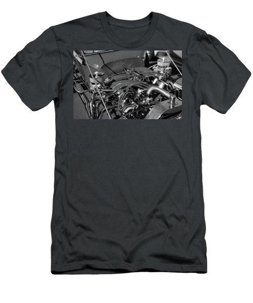 Crossflow Bw Men's T-Shirt (Athletic Fit)