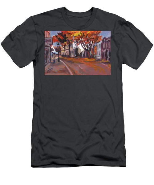 Crossing In Maastricht Men's T-Shirt (Athletic Fit)