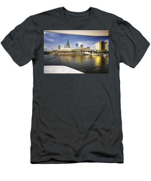 Cruising To Tampa In Hdr Men's T-Shirt (Athletic Fit)