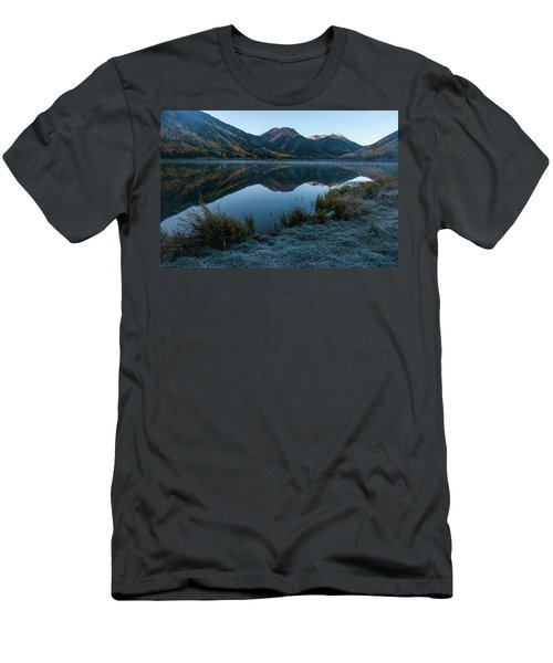 Crystal Lake - 0565 Men's T-Shirt (Athletic Fit)