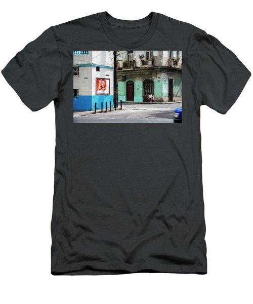Cuban Icons Men's T-Shirt (Athletic Fit)