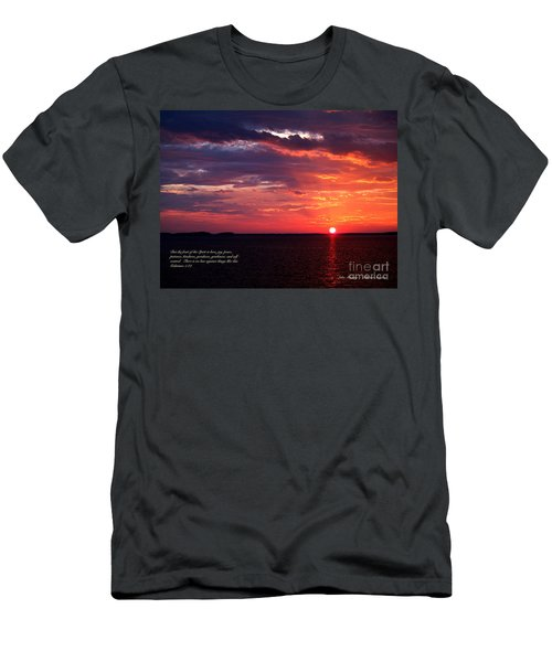 Cumc Solstice Men's T-Shirt (Athletic Fit)