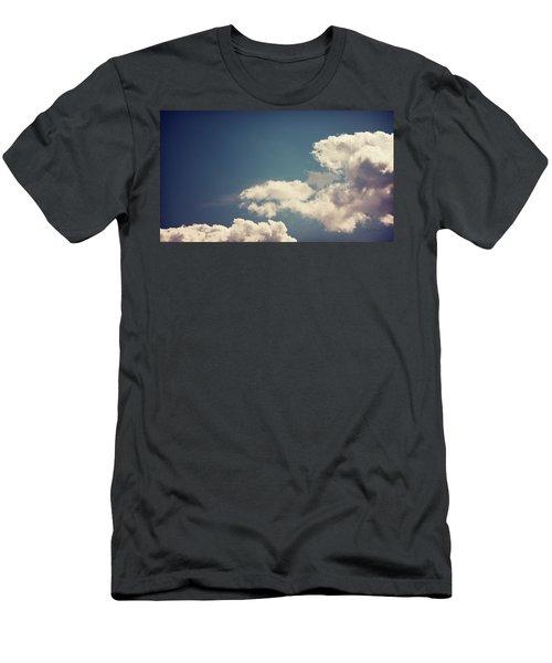 Men's T-Shirt (Slim Fit) featuring the photograph Cumulus by Joseph Westrupp