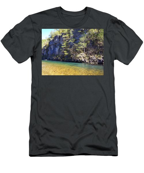 Current River 7 Men's T-Shirt (Athletic Fit)