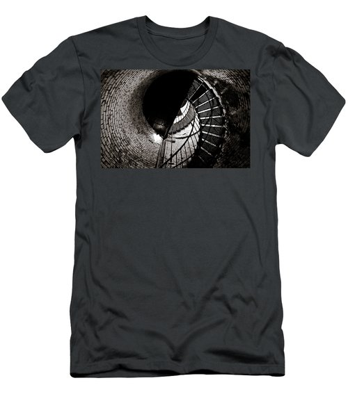 Currituck Spiral II Men's T-Shirt (Athletic Fit)