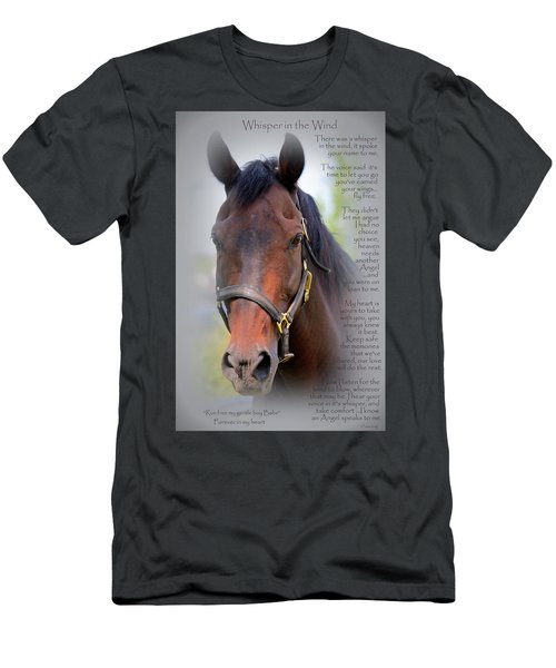Custom Hoofprint Babe Men's T-Shirt (Athletic Fit)