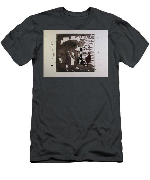 D U Rounds Project, Print 26 Men's T-Shirt (Athletic Fit)