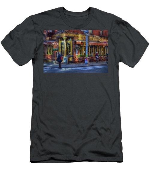 Da Gennaro Men's T-Shirt (Slim Fit) by Dyle Warren