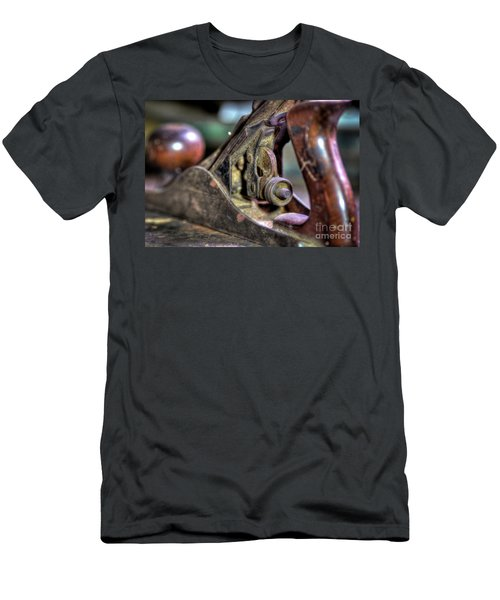 Men's T-Shirt (Slim Fit) featuring the photograph Da Plane II by Douglas Stucky
