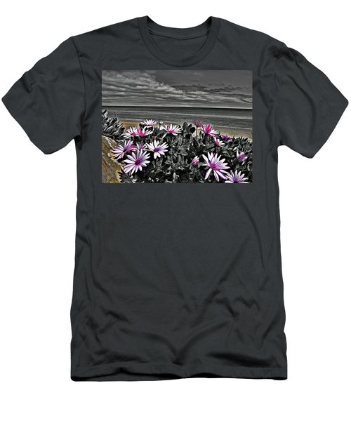 Daisies At The Foreshore V2 Men's T-Shirt (Athletic Fit)