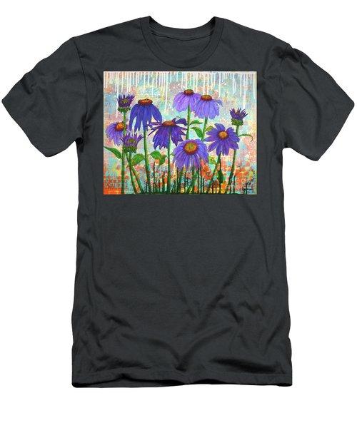 Daisy Masquerade Men's T-Shirt (Athletic Fit)