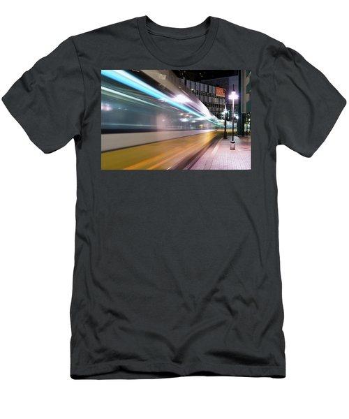 Dallas Dart Motion 012618 Men's T-Shirt (Athletic Fit)