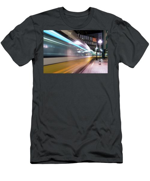 Dallas Dart Motion 012618 Men's T-Shirt (Athletic Fit)