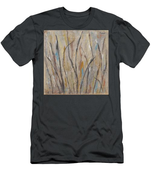 Dancing Cattails I Men's T-Shirt (Athletic Fit)