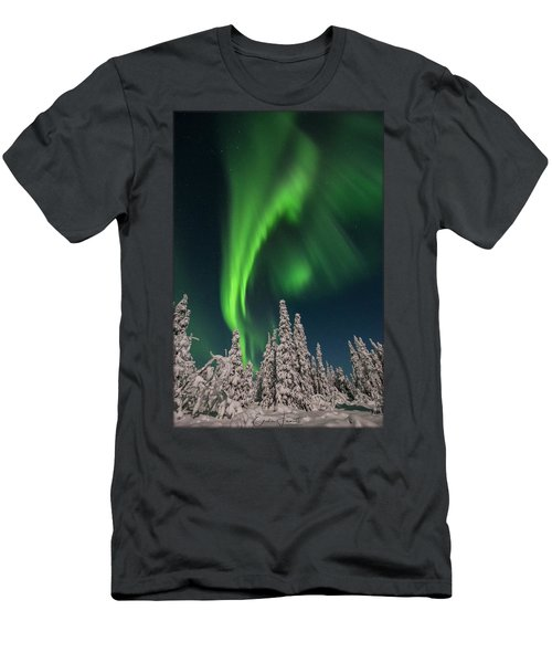 Dancing The Night Away Men's T-Shirt (Athletic Fit)