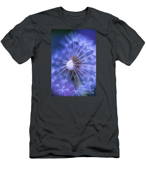 Dandelion Wish Men's T-Shirt (Athletic Fit)