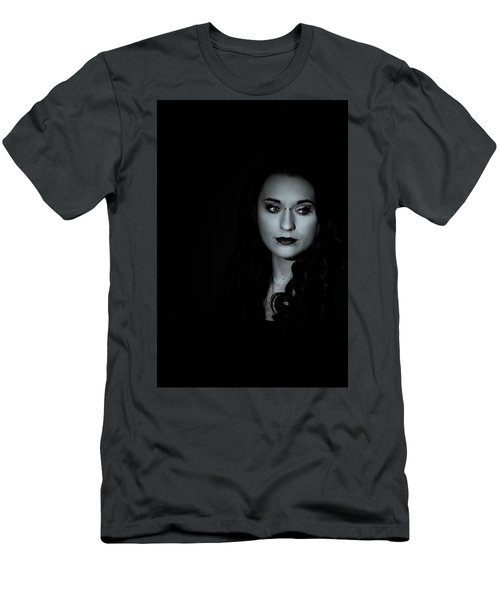 Men's T-Shirt (Athletic Fit) featuring the photograph Dani by Ian Thompson