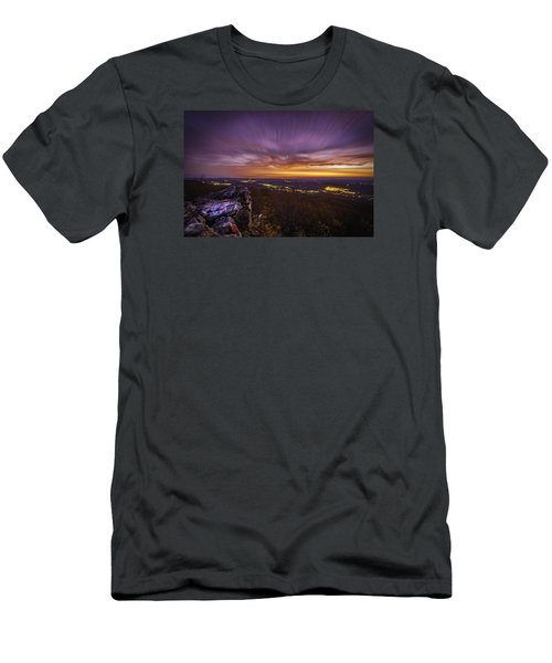 Dan's Rock Men's T-Shirt (Athletic Fit)