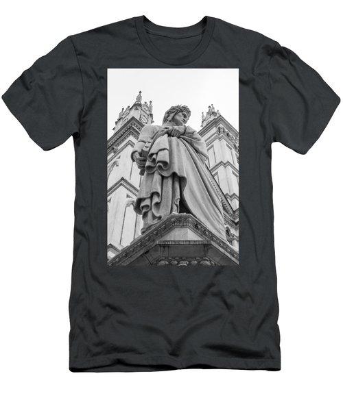 Dante Alighieri Men's T-Shirt (Athletic Fit)