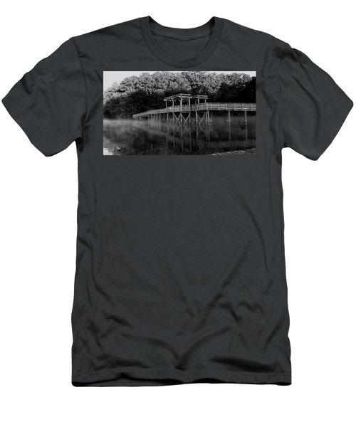 Dark Bridge Men's T-Shirt (Athletic Fit)