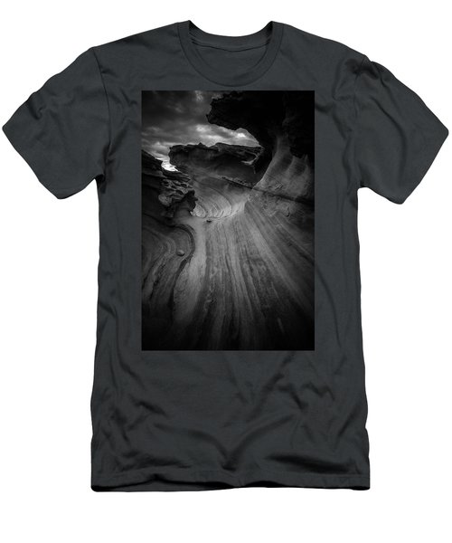 Dark Side Men's T-Shirt (Athletic Fit)
