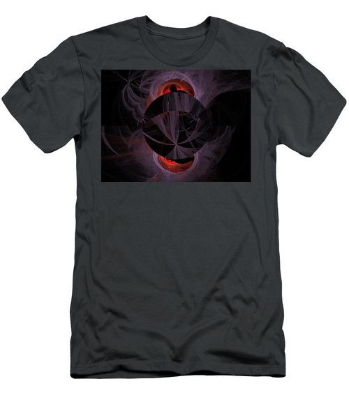 Dark Side Of The Moon Men's T-Shirt (Athletic Fit)