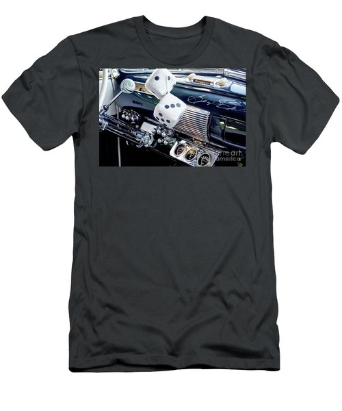 Dashboard Men's T-Shirt (Athletic Fit)