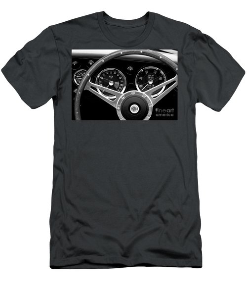 Men's T-Shirt (Athletic Fit) featuring the photograph Dashboard by Stephen Mitchell