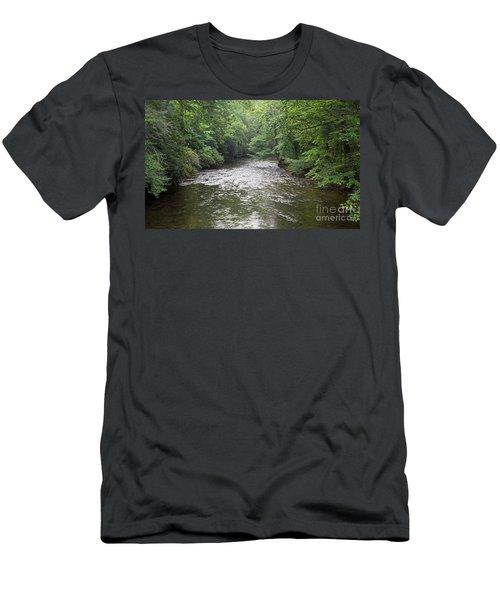 Davidson River Men's T-Shirt (Athletic Fit)