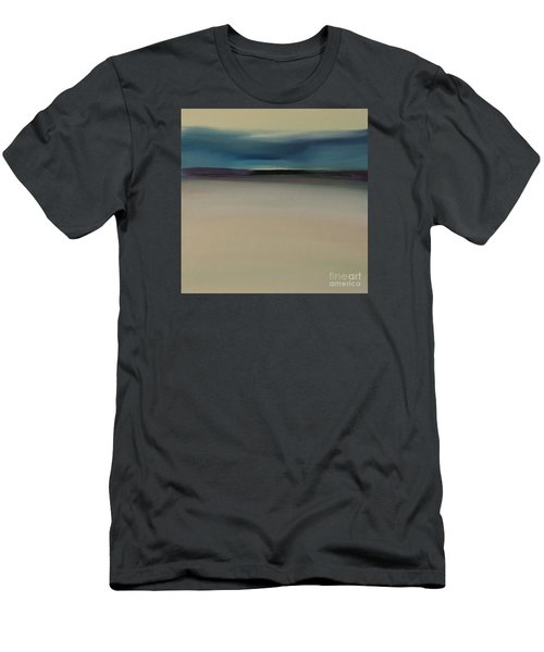 Men's T-Shirt (Athletic Fit) featuring the painting Dawn by Michelle Abrams