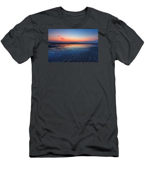 Dawn Ripples Men's T-Shirt (Athletic Fit)