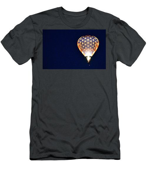 Men's T-Shirt (Athletic Fit) featuring the photograph Dawns Early Light by AJ Schibig