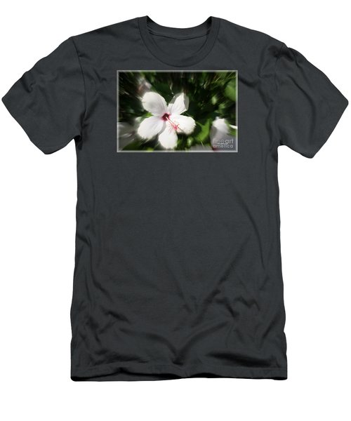 Men's T-Shirt (Slim Fit) featuring the photograph Dawns Flower Of The Morning by Sherri  Of Palm Springs